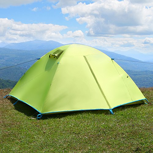 WolfWise Person Lightweight Backpacking Camping