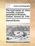 The Royal Martyr, Samuel Eccles, 1140705199
