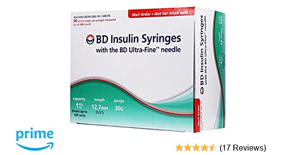 Mail order insulin