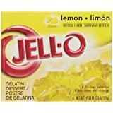 Jell-O Lemon, 6 oz