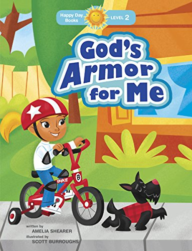 God's Armor for Me (Happy Day)