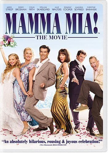 Mamma Mia! The Movie (Widescreen) by Universal Studios by Phyllida Lloyd (Best Reviewed Broadway Shows)