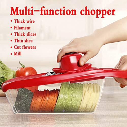 Jisell Multi function Vegetable Slicer Cucumber product image
