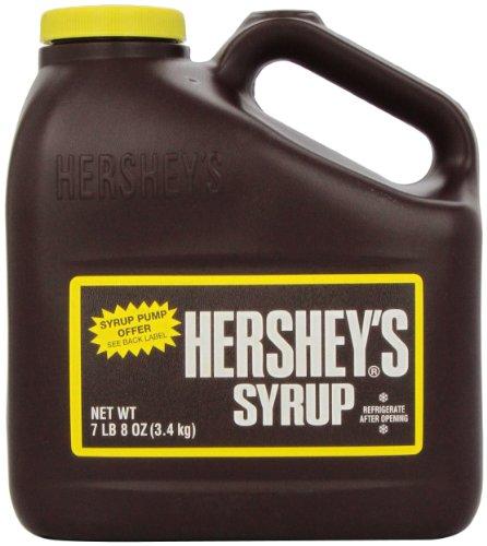 Hersheys Chocolate Syrup Lb Oz