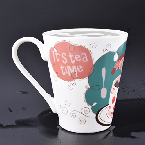 11 Oz Color Sensitive Changing Heat Morning Magic Mug Novelty Coffee PZOXuki