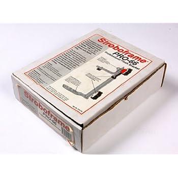 Image of Stroboframe 310-715 PRO-66 Flash Bracket (Black) Camera Brackets