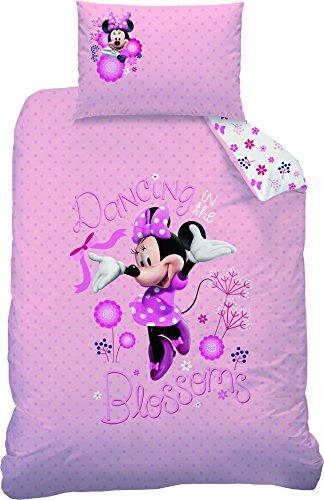Disney Minnie Maus Bettwäsche 110x140cm 100 Baumwolle