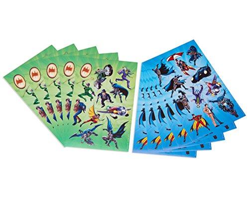 (American Greetings Batman Sticker Sheets (10))