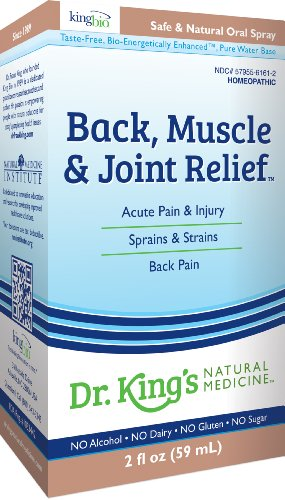 Dr Kings Natural Medicine Muscle product image