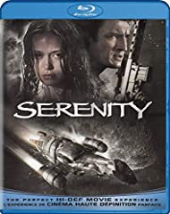 The action-packed adventure Serenity continues on Blu-ray Hi-Def! With exclusive all-new bonus features, this must-own edition takes you deeper into the incredible worlds created by Joss Whedon (Buffy the Vampire Slayer, Angel and Firefly). I...