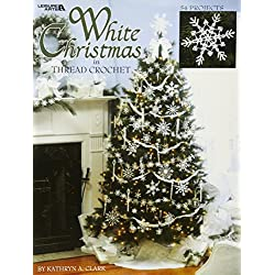 White Christmas in Thread Crochet (Leisure Arts #3232)