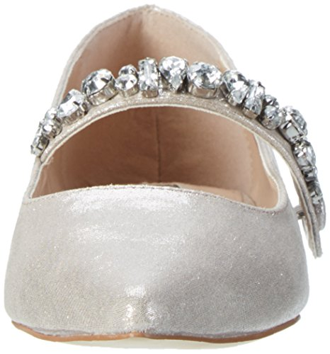 Carvela Ballerine Silver Argento Donna NP Limber qqHwCRFT