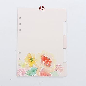 Nueva para la primavera de serie cuaderno de espiral ...