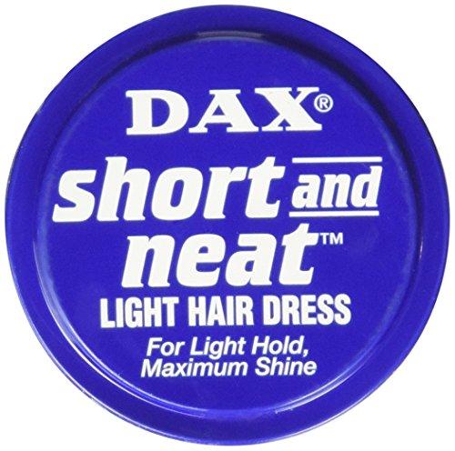 Dax Short and Neat Hair Dress, 1.25 Ounce
