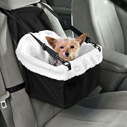 IGS Autositz f/ür Hunde und Katzen Tiertransportbox Hundebox Kleintier Tragebox Transportbox