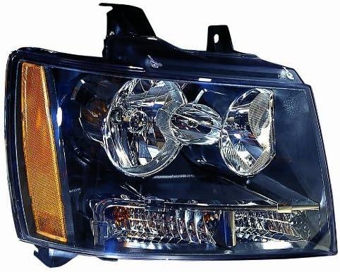 6 inch Larson Electronics 1015P9I829S 100W Halogen -Black Driver side WITH install kit 2004 Mack VISION DAYCAB Side Roof mount spotlight