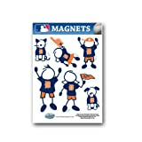 MLB Detroit Tigers Family Magnet Set