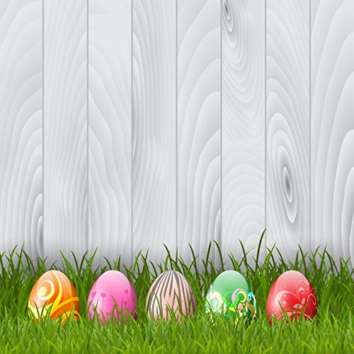 Leyiyi 8x8ft photography Background Happy Easter Day Backdro