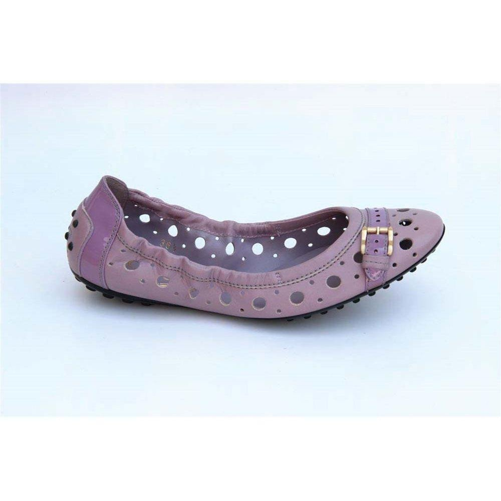 Lilac 37 EUR - 6.5 US (247mm) Tods ladies ballerina XXW0HI0A240S2DL002