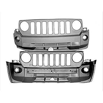51De9oHlRGL._AC_SS350_ amazon com oe replacement jeep patriot front bumper cover