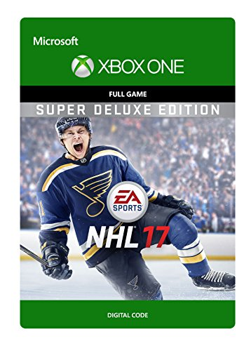 NHL 17 Super Deluxe Edition - Xbox One Digital Code by Electronic Arts