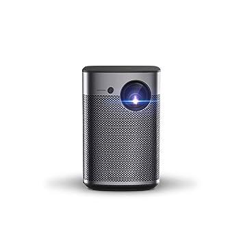 XGIMI Halo,1080P Full HD,800 ANSI Lumen Proyector Portátil de Cine en casa,Android TV 9.0 Proyector Inteligente,Harman / Kardon,Proyector de ...
