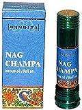 NANDITA NAG CHAMPA Incense Oil Roll-On - 8mL Bottles (2)