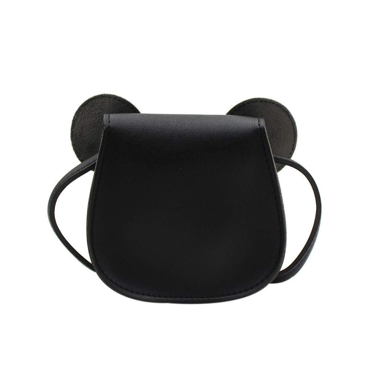 ZGMYC Kids Toddlers Bowknot Crossbody Purse Small Shoulder Bag Satchel with Cartoon Ears by ZGMYC (Image #3)