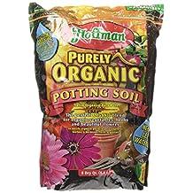 Good Earth Horticult Inc Hoffman 12508 Organic Potting Soil, 8 Quarts