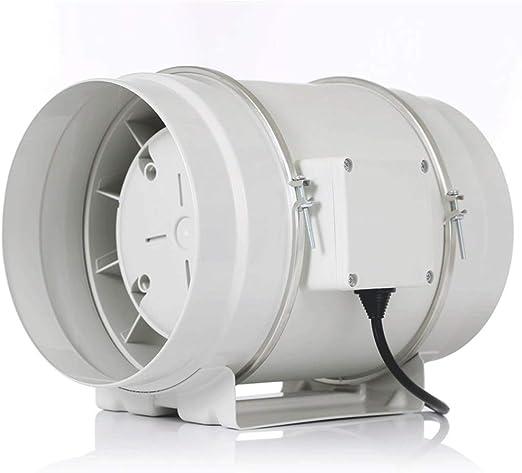 KSW_KKW De Dos velocidades Regulación de Velocidad, de Cobre Puro de Alambre Exterior del Rotor del Motor de Cocina Campana extractora Extintor de Silencio en Rollo Industrial Extintor: Amazon.es: Hogar