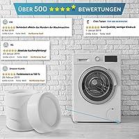 Almohadillas lavadora universal de Plemont® [Made in Germany ...