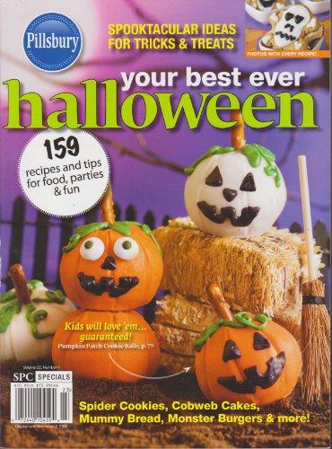 Pillsbury Your Best Ever Halloween (Volume 22 Number 4) ()