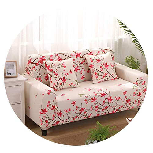 Stretch Sofa Cover Sofa Slipcovers Sectional Couch Cover Sofa Set Sofa Covers for Living Room housse canape 1/2/3/4 Seater,Color 3,Single Seat Sofa (Sectional Couch Toronto)