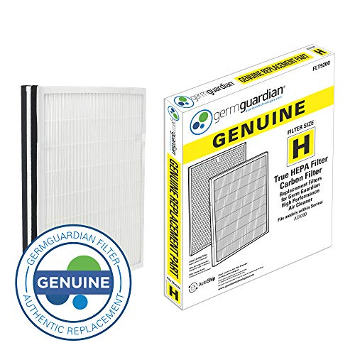Lowest Price! Germ Guardian FLT9200 True HEPA GENUINE Air Purifier Replacement Filter H and Carbon C...