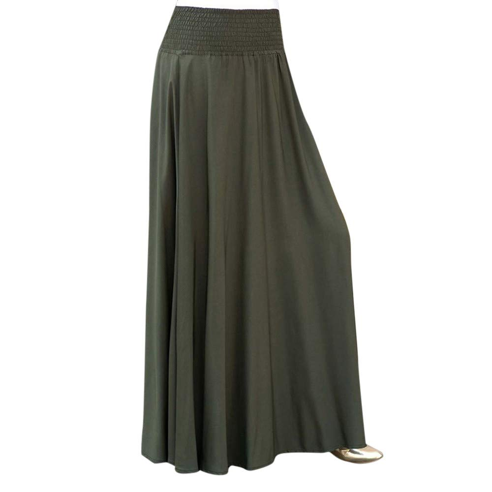 outlet online amazing price speical offer MISYAA Vintage Pleated Skirts for Women, High Waist Solid ...