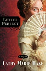 Letter Perfect (California Historical Series Book #1)