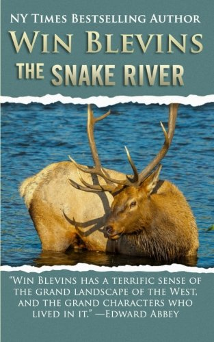 book cover of The Snake River