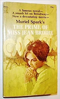 The Prime of Miss Jean Brodie (Dell #7115)