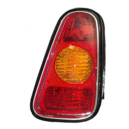Passengers Taillight Tail Lamp Lens Replacement for MINI 63216935784