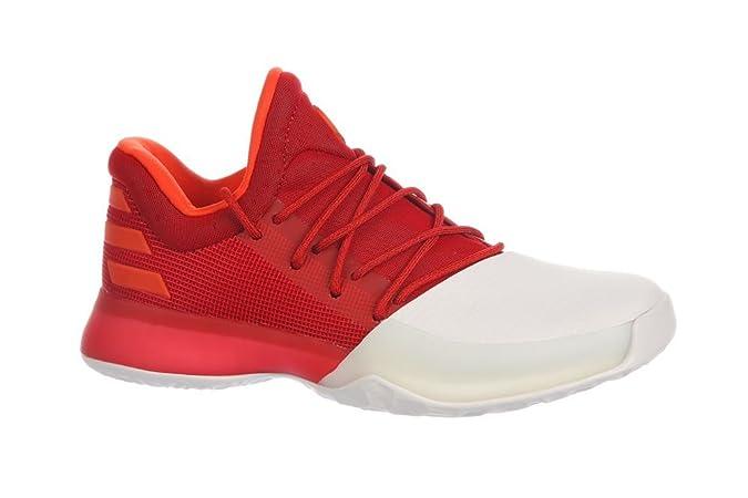 differently f8d1d d8ce6 Amazon.com   adidas Harden Vol. 1 Shoe Junior s Basketball   Basketball