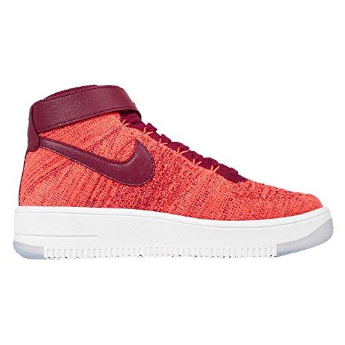 Af1 De Flyknit Sport Naranja total Orange Nike Femme Team Red Crimson W Chaussures 5SpHnwxRq