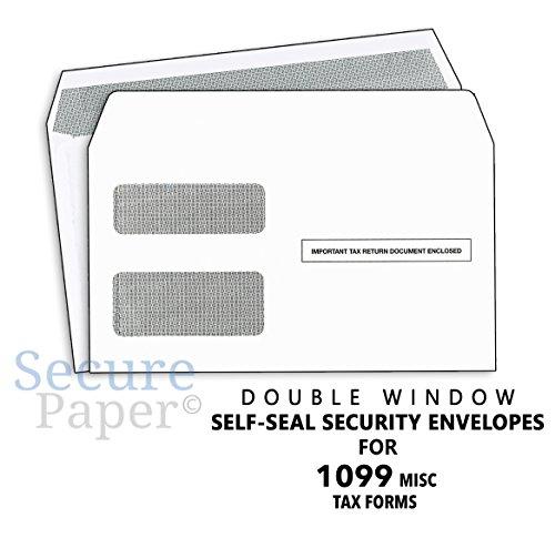 envelopes self seal 100 - 6