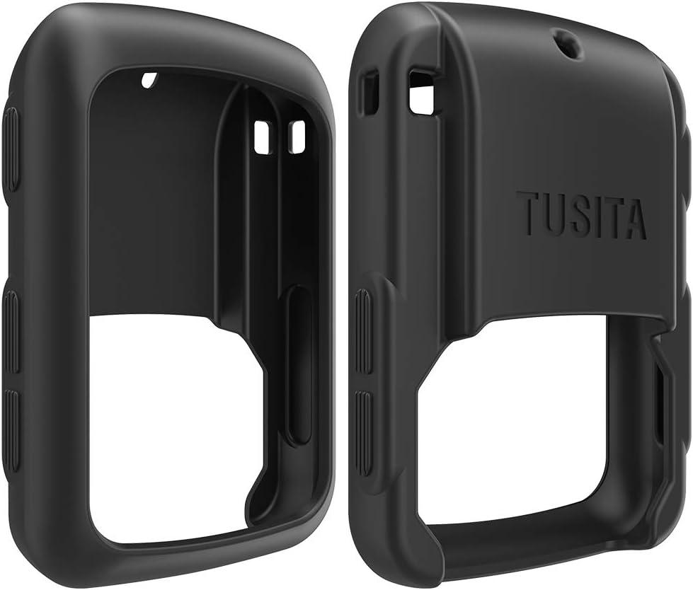 TUSITA Case for Bryton AERO 60 60E 60T Silicone Protective Cover Cycling GPS Computer Accessories