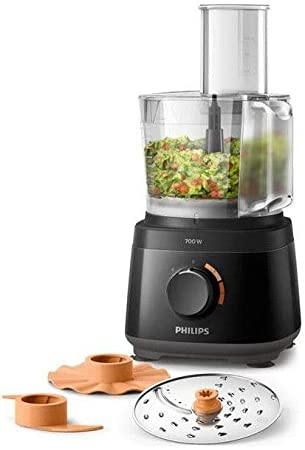 Philips HR7310 / 10 700 W procesador de alimentos con 16 funciones: Amazon.es: Hogar