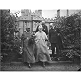 Photographic Print of The Archbishop of Canterbury Dr Cosmo Gordon Lang, gave a reception to by Media Storehouse