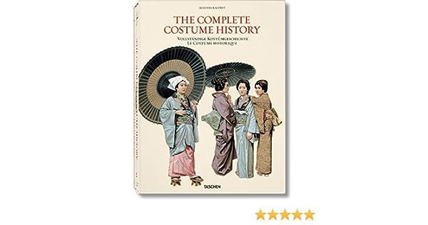 Racinet. Complete Costume History: JU (Jumbo 25): Amazon.es ...