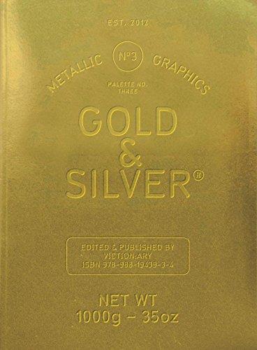Gold & Silver: Metallic Graphics (Palette)