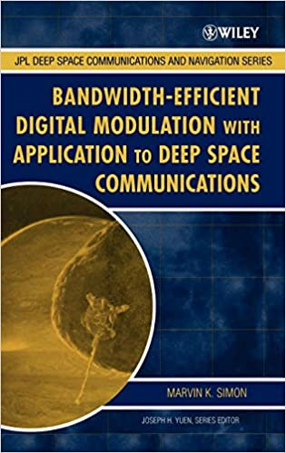 Bandwidth-Efficient Digital Modulation with Application to Deep Space Communications