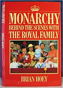 Books about the royal family