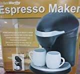 Kitchen Worthy (2 Cup) Espresso Coffee Maker